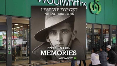 Lest We Regret: Corporate Australia's Awkward Relationship with ANZAC Day