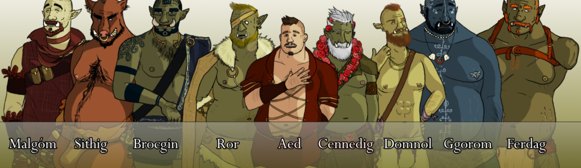 Shadow of Mordor has nothing on the orcs in this dating