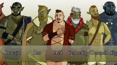 This Gay Orc Dating Sim Is All About Inclusivity and Diversity