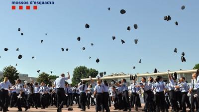 La escuela de Mossos d'Esquadra podría estar cometiendo irregularidades en la selección de agentes