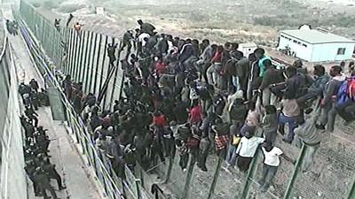 Europa o muerte: Cruzando la valla de Melilla (Episodio 1)