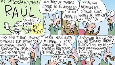 Raúl el Abogánster: A better Raúl