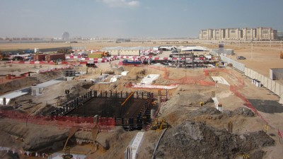 A New Report Outlines How Workers on NYU's Abu Dhabi Construction Project Were Mistreated