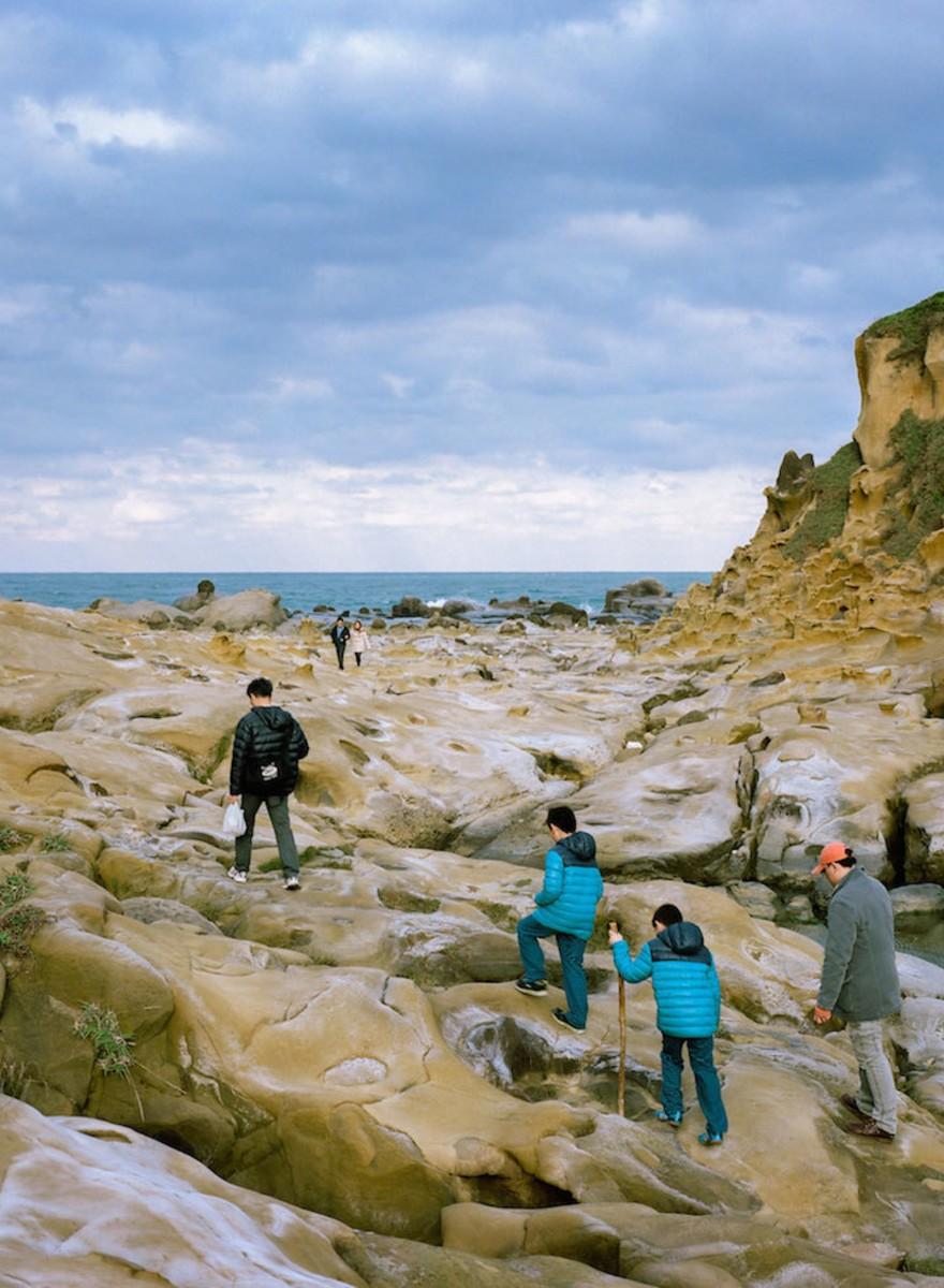 As fotografias de Leo Berne fazem Taipé parecer um paraíso