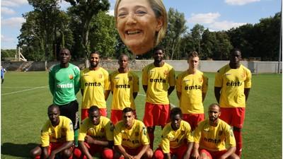 Surprise : les mairies FN n'aiment pas (non plus) le foot