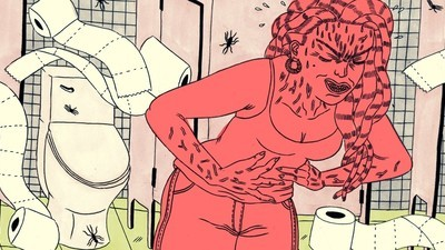 Losing My Shit: What It Feels Like to Deal with IBS