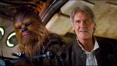 Porque estou tão entusiasmado com o novo Star Wars, que é para crianças