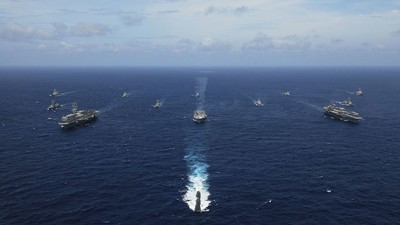 Will War Games With the U.S. Test Australia's Ties With China?