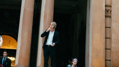 The Guy Who Took His 4/20 Protest to Sydney's Town Hall Steps