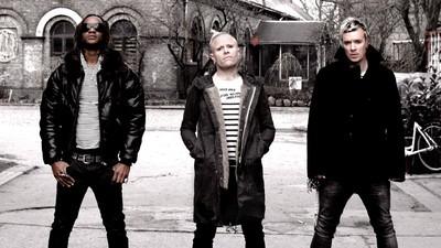 Liam und Keith von The Prodigy sind Ende 20 und haben sich nur ein einziges Mal verkauft