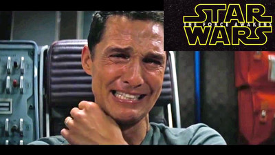 Crying Over the New Star Wars Trailer Makes Total Sense