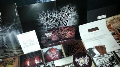De enige blackmetalband van Saudi-Arabië riskeert de doodstraf door te bestaan
