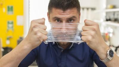 Dieser Mann entwickelt das Kondom der Zukunft