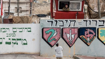 The Nonviolent Palestinian Activists Working for Peace in the West Bank