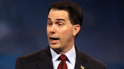 High School Graduate Scott Walker Is the New Republican Frontrunner
