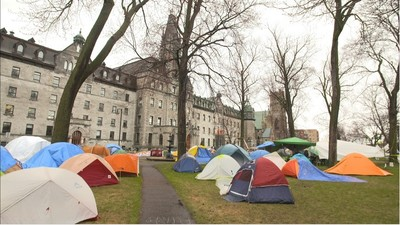 Montreal Students Now Fighting Austerity with 'Occupy' Reboot