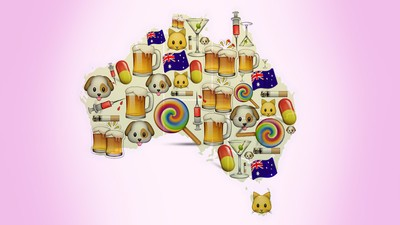 What the Emoji Report Says About Australia