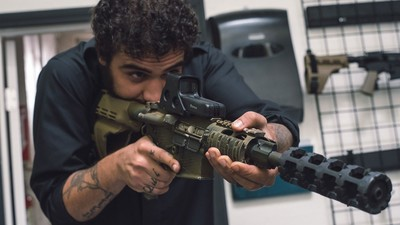 Fabrica a tua própria arma