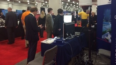 Inside the Mildly Dystopic World of a Manhattan Security and Surveillance Expo