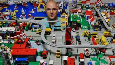 Spelen met lego is heel duur als je volwassen bent