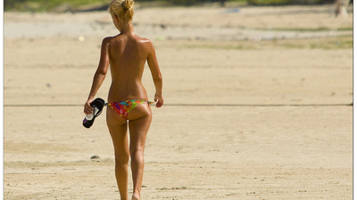 This Woman Is Fighting to Legalize Toplessness in LA