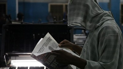 A New Documentary Follows the Exploits of Ghana's Most Notorious Investigative Journalist