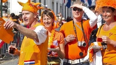 Dit is precies hoe je Koningsdag in Amsterdam eruit gaat zien