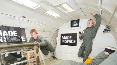 ​3-D Printing in Space Is Really Hard
