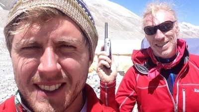 An Interview with a Welsh Climber Who Was On Everest During the Earthquake