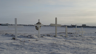 Burying the Dead in Alaska Is More Complicated Than You'd Think
