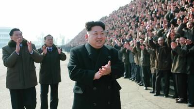 Kim Jong-un reist nach Moskau, um seinen neuen besten Freund Putin zu besuchen
