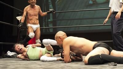 Estos luchadores profesionales japoneses quieren cambiar tu forma de ver la discapacidad