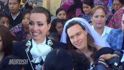 Los mejores memes de la boda de Anahí