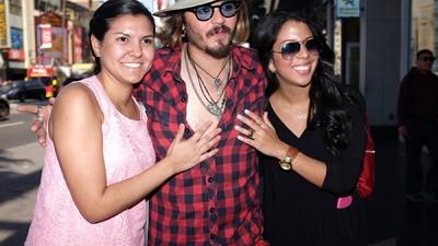 Viaţa secretă a imitatorilor lui Johnny Depp