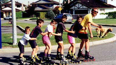 Against All Odds, Rollerblading Still Exists in 2015