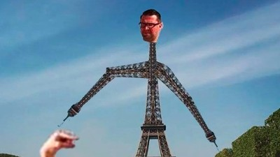 """Wie 4Chan das Paris-Foto eines belgischen Touristen """"rettete"""""""