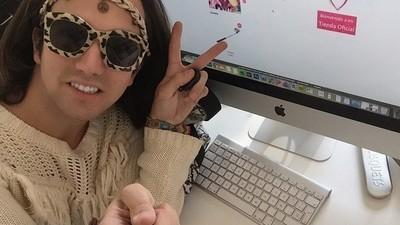 Aless Gibaja, el Paris Hilton español, se hace mayor