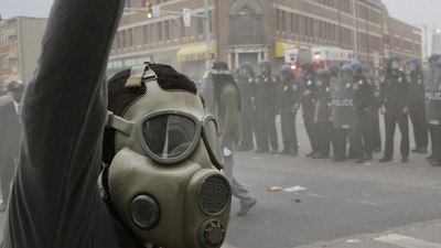 Disturbios en Baltimore: se ha declarado el estado de emergencia y la Guardia Nacional ya está 'sobre el terreno'