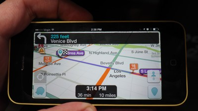 An LA City Councilmember Wants to Stop the Navigation App Waze from Giving Drivers So Many Shortcuts