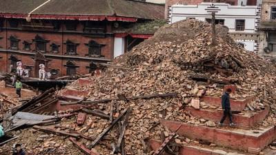 Nur globale Gerechtigkeit kann eine Tragödie wie in Nepal nachhaltig verhindern