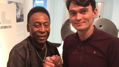 What I've Learnt from Meeting Lee Chapman, Pelé and Other Footballing Heroes