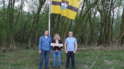 Willkommen in Liberland, Europas neuestem Staat