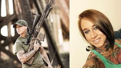 Afghanistan-Veteranin Kinessa Johnson macht in Afrika Jagd auf Wilderer