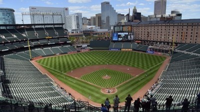 Baltimore's Empty Stadium Is Just the Beginning