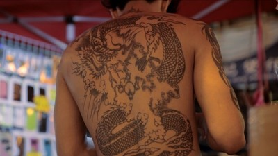 L'âge d'or du tatouage à Hong Kong