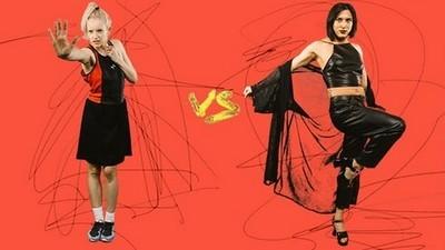 Luptă-te cu modelele noastre din Street Fighter-ul ăsta fashion