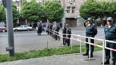 Ich bin nach Armenien geflogen, um mir System of a Down anzuschauen
