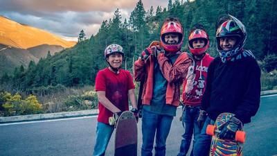 Los Venados: longboarding desde la sierra de Coahuila
