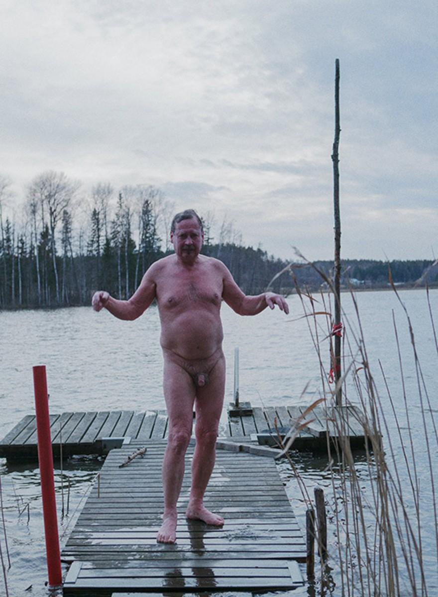 Finnen en hun geliefde sauna's