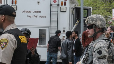 Baltimore's Criminal Justice System Is Seriously Overloaded Thanks to the Arrest of Protesters